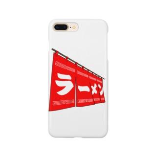 ラーメン Smartphone cases