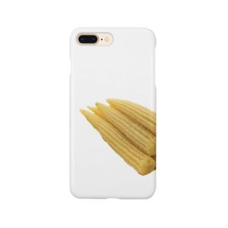 ヤングコーン Smartphone cases
