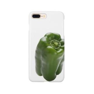 ピーマン Smartphone cases