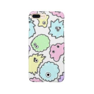 微生物 Smartphone cases