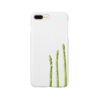 アスパラガス Smartphone cases