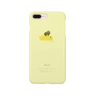 ふきだしうさぎ【RELAX】 Smartphone Case