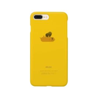 ふきだしびーばー【RELAX】 Smartphone Case