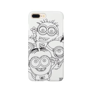 ミニオンズ Smartphone cases