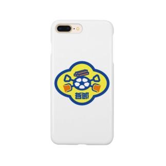 パ紋No.3019 哲郎 Smartphone cases