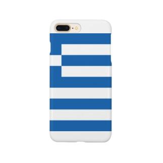 I ♥ Greece[アイラブギリシャ] スマートフォンケース