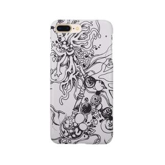 スランプ幼虫 Smartphone cases