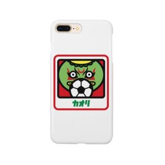 パ紋No.3020 カオリ Smartphone cases