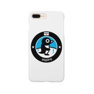 パ紋No.3022 aspire Smartphone cases