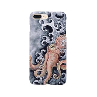 和彫蛸 Smartphone cases