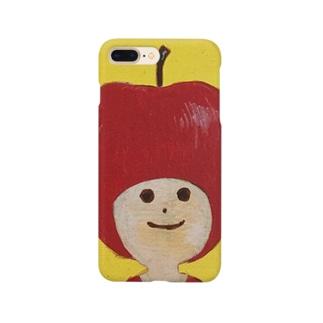 りんごのこ Smartphone cases