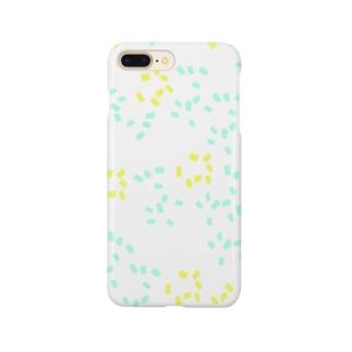 紙吹雪 Smartphone cases