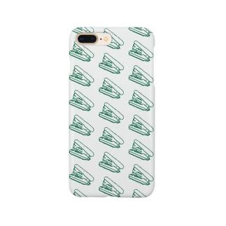 ホッチキス Smartphone cases