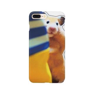 みてますから・・・ Smartphone Case