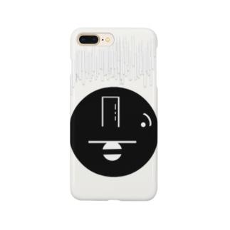 抽象boy「hiBiku,otoasoBi」 Smartphone cases
