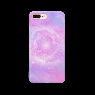 Aliensの宇宙な柄 Smartphone cases