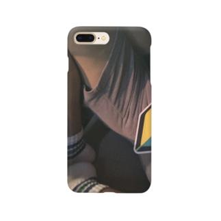 初ちん者 Smartphone cases