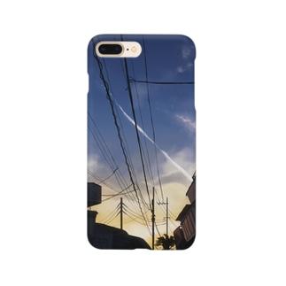 夕暮れ時 Smartphone cases
