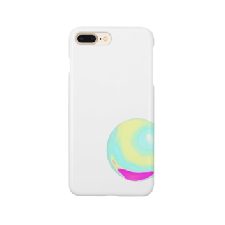 ホログラム球体 Smartphone Case