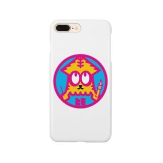パ紋No.3030 とも Smartphone cases