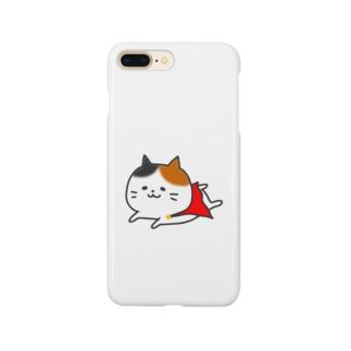 スーパー猫さん Smartphone cases
