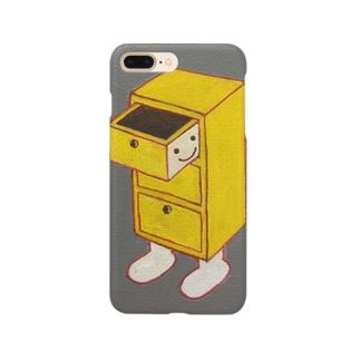 タンス君 Smartphone cases