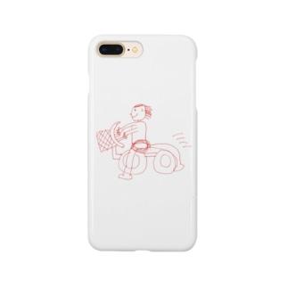 ちゃりたうろす Smartphone cases