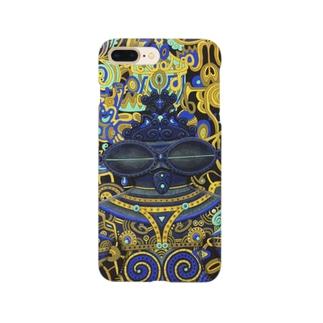 遮光器土偶/縄文 Smartphone cases
