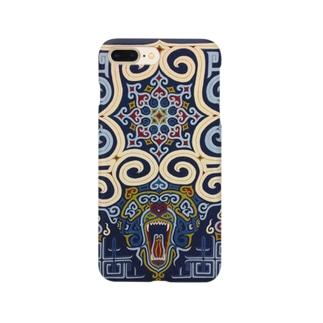 キムンカムイ/アイヌ Smartphone cases