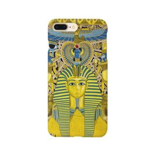 ツタンカーメン/エジプト Smartphone cases
