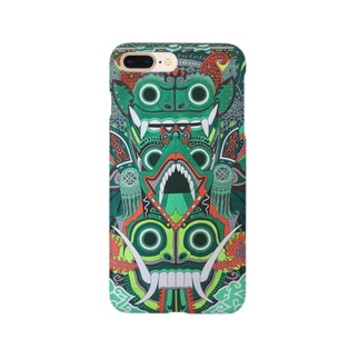 ガルーダ、バロン、ランダ/バリ(インドネシア) Smartphone cases