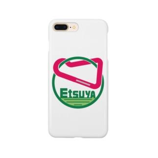 パ紋No.3033 Etsuya Smartphone cases