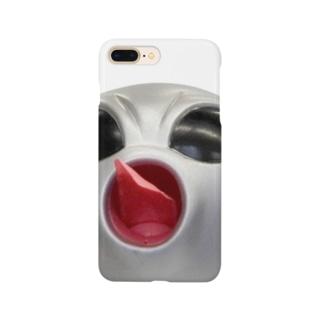宇宙人つかまえた!! スマホケース Smartphone cases