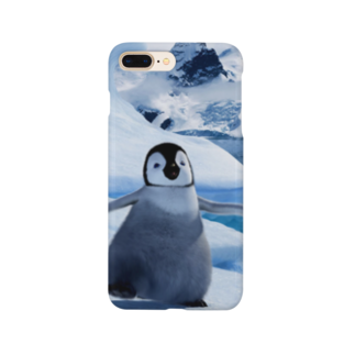 ありそうで無かった・・・の暑い夏に南極なんていかが? Smartphone cases