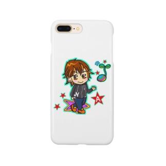 限定naoくんアバター Smartphone cases