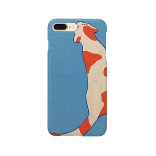 ニシキネコ Smartphone cases