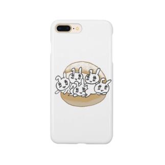 うさトッツォ Smartphone cases
