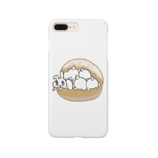 うさトッツォ(おしりver.) Smartphone cases