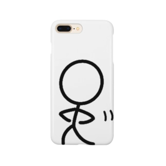 棒人間 Smartphone cases