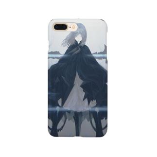 こくげつちゃんiphone7plusケース Smartphone cases