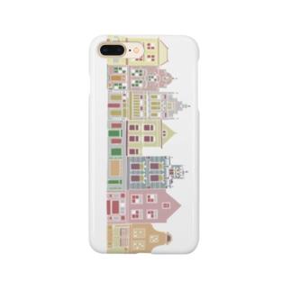 オランダ街B Smartphone cases