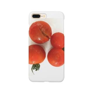 アイラブトマト Smartphone cases