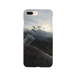 荊と硝子 Smartphone cases