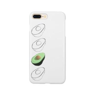 アボカボ Smartphone cases