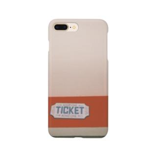チケット Smartphone cases