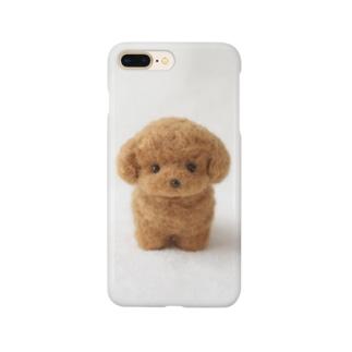 ぷりぷりプードルちゃん Smartphone Case