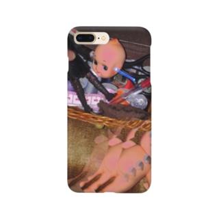 キューピーの命日 Smartphone cases