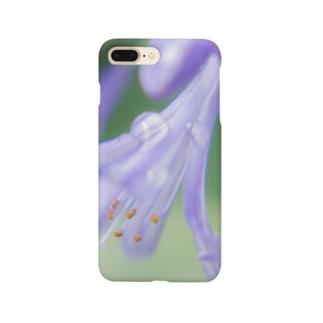 アガパンサス Smartphone cases