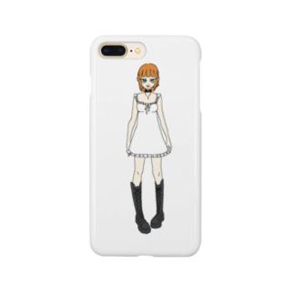 かえで(ワンピース) Smartphone cases