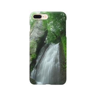 Toshiaki Sakuraiの秘瀑 Smartphone cases